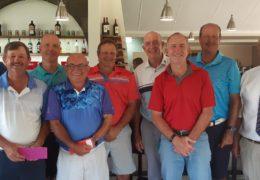 Winners Free State Senior Open
